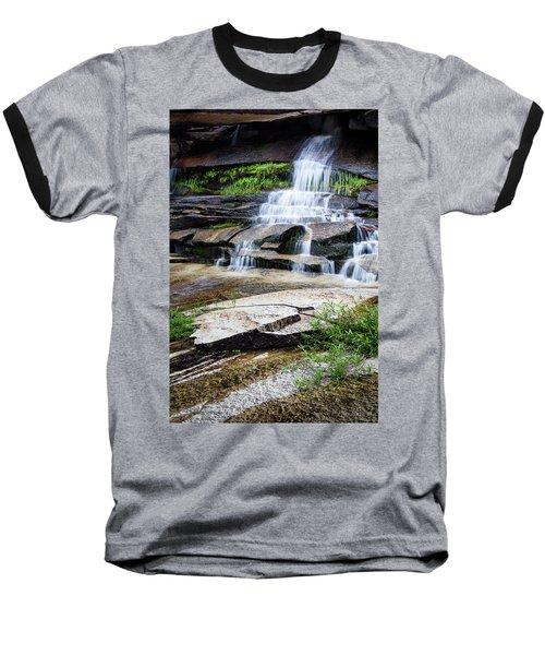 Snow Creek Cascade Baseball T-Shirt
