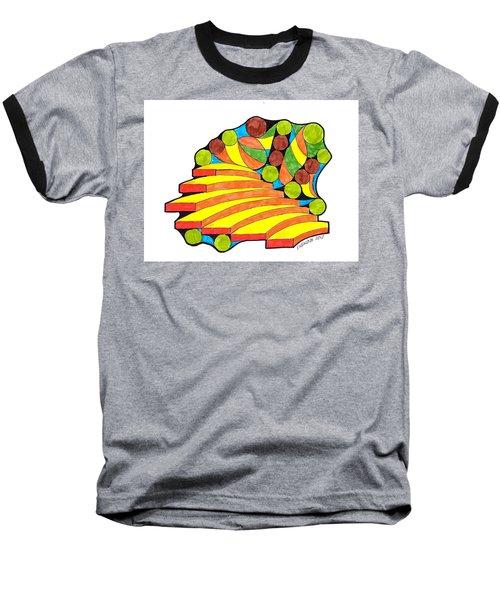 Snow Day 1 Baseball T-Shirt