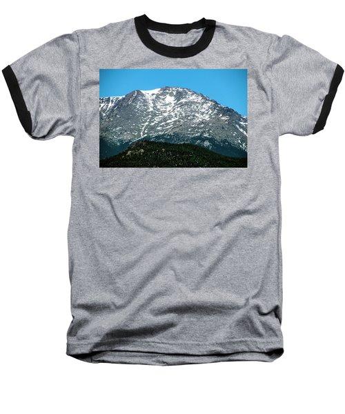 Snow In July Baseball T-Shirt