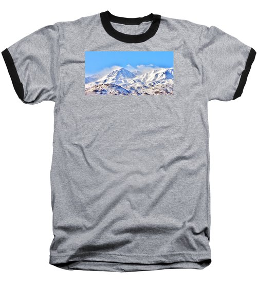 Snow Baseball T-Shirt