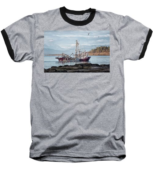 Snow Queen Baseball T-Shirt