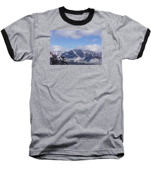 Snow Rim Baseball T-Shirt