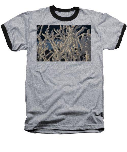Snow Scean 4 Baseball T-Shirt