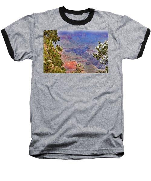 Snow Showers Baseball T-Shirt
