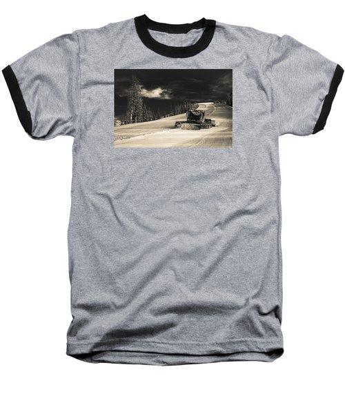 Snowcat Baseball T-Shirt
