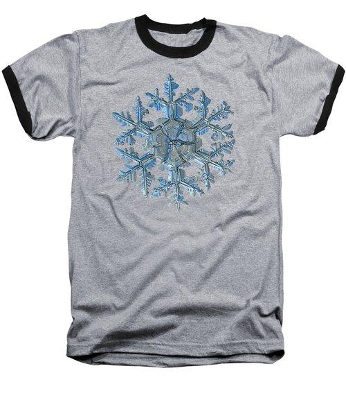 Snowflake Photo - Gardener's Dream Baseball T-Shirt