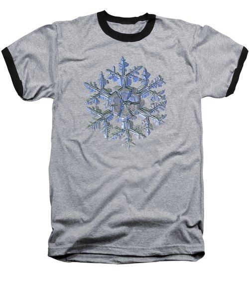 Snowflake Photo - Gardener's Dream Alternate Baseball T-Shirt