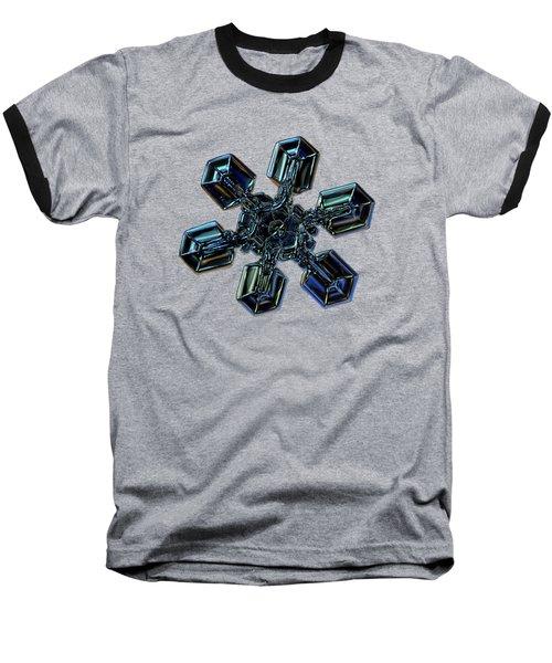 Snowflake Photo - High Voltage IIi Baseball T-Shirt