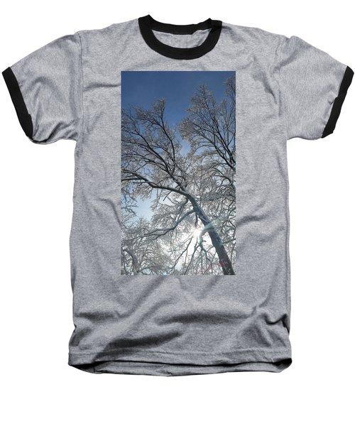 Snowshine Baseball T-Shirt