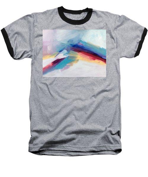 Snowy Mountain Baseball T-Shirt