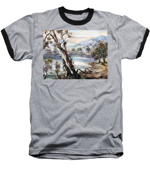 Snowy River Baseball T-Shirt