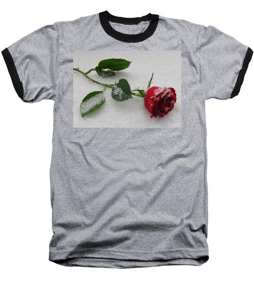 Richard's  Rose Baseball T-Shirt