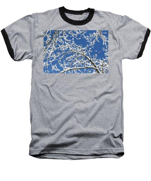 Baseball T-Shirt featuring the photograph Sns-1 by Ellen Lentsch