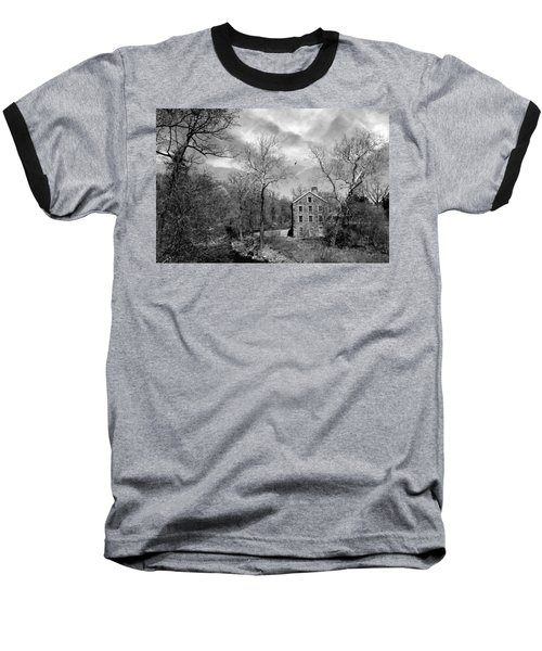 Baseball T-Shirt featuring the photograph Snuff by Diana Angstadt