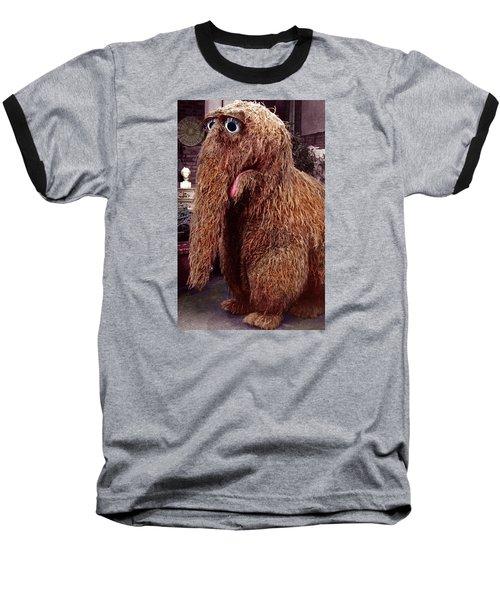 Snuffleupagus Baseball T-Shirt