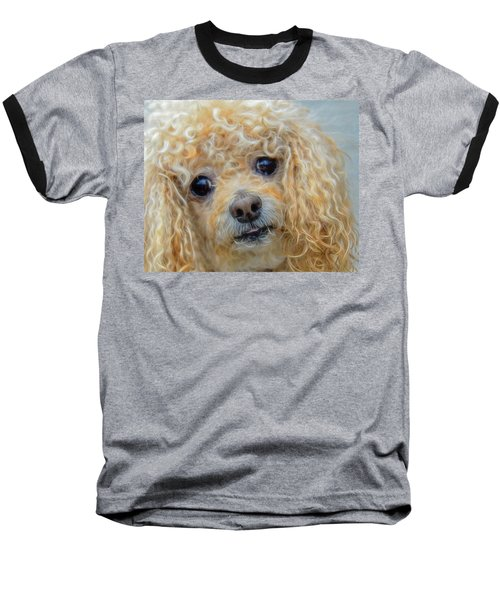Baseball T-Shirt featuring the photograph Snuggles by Steven Richardson