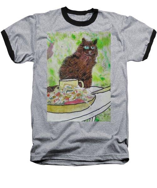 So Baseball T-Shirt by AJ Brown