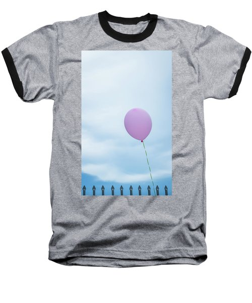 So High Baseball T-Shirt