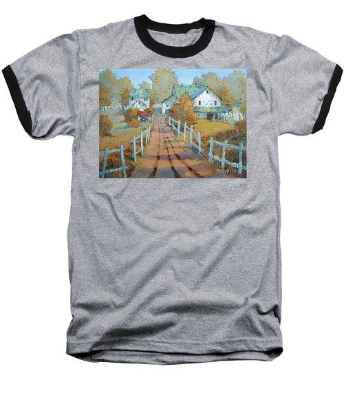 Soaking Up Some Rays Baseball T-Shirt