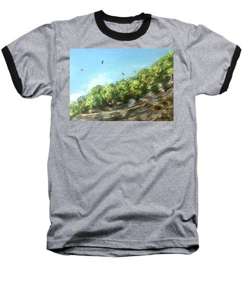 Soaring Above The North Rim Baseball T-Shirt