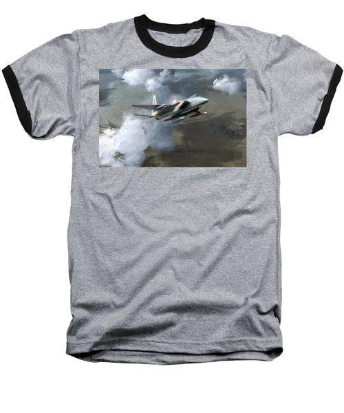 Soaring Eagle Baseball T-Shirt