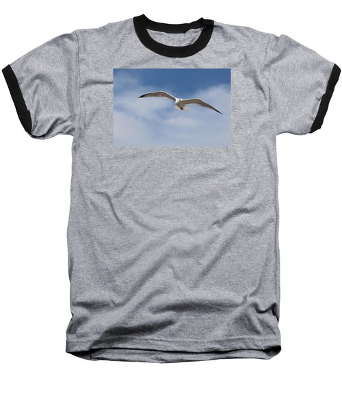 Soaring Free Baseball T-Shirt