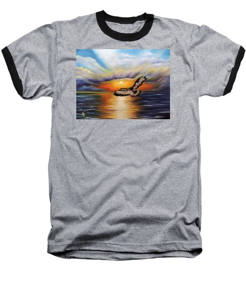 Soaring High Baseball T-Shirt