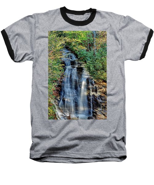 Soco Falls In Fall Baseball T-Shirt