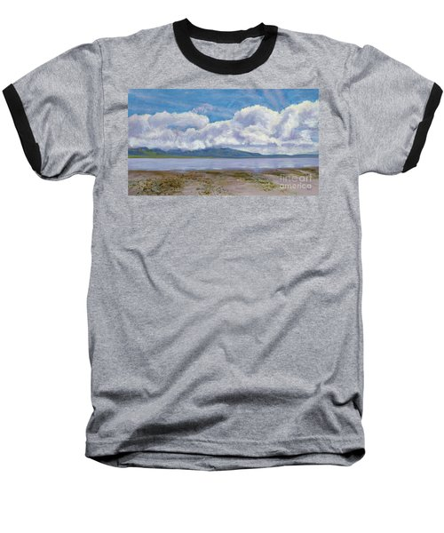 Soda Lake After The Storm Baseball T-Shirt