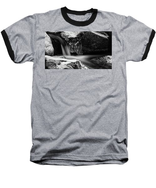 soft and sharp at the Bode, Harz Baseball T-Shirt by Andreas Levi