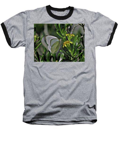 Soft As A Leaf Baseball T-Shirt