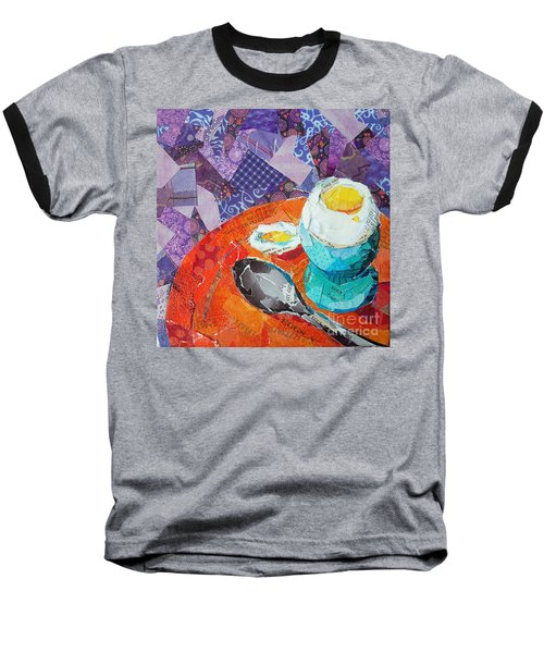 Soft Boiled Baseball T-Shirt