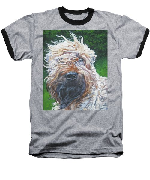 Soft Coated Wheaten Terrier Baseball T-Shirt