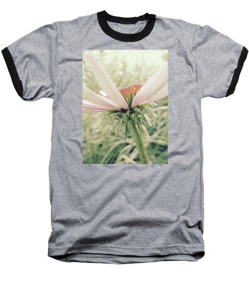 Soft Colors Baseball T-Shirt by Tim Good