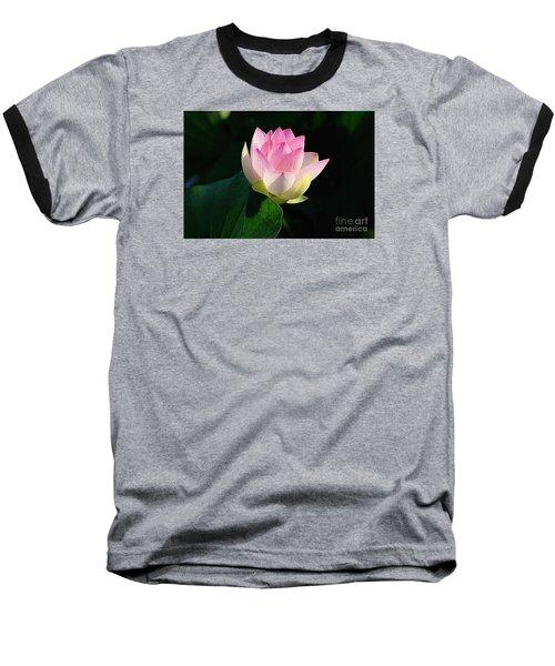 Soft Light  Baseball T-Shirt by John S