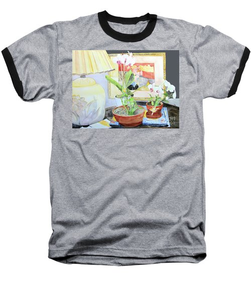 Soft Light Baseball T-Shirt