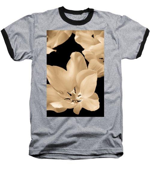 Soft Petals Baseball T-Shirt