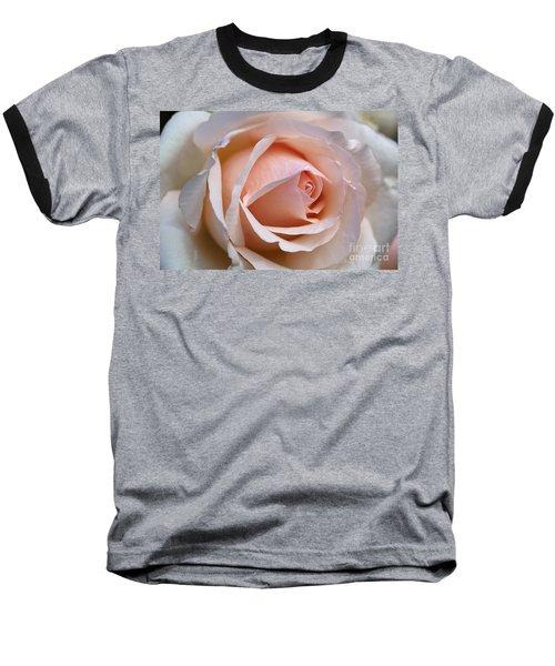Soft Rose Baseball T-Shirt