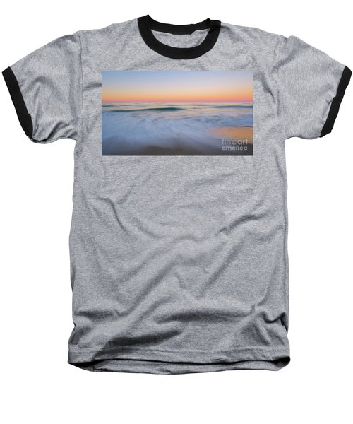 Soft Sunset  Baseball T-Shirt