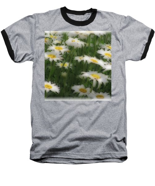 Soft Touch Daisy Baseball T-Shirt