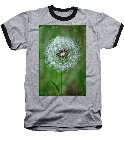Baseball T-Shirt featuring the photograph Softly Sitting by Jan Amiss Photography