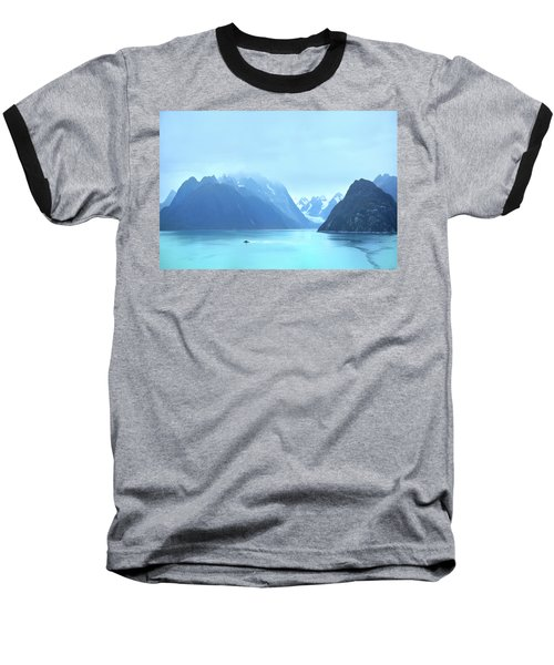 Baseball T-Shirt featuring the photograph Sojourn by John Poon