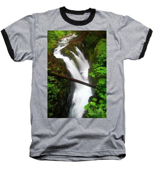 Sol Duc Rush Baseball T-Shirt