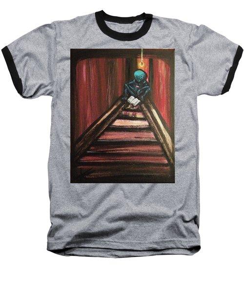 Solamente Alien Baseball T-Shirt