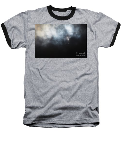 Solar Eclipse Baseball T-Shirt
