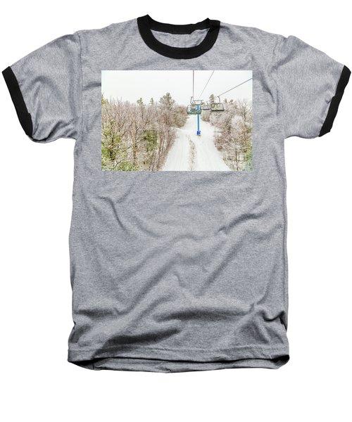 Solar Quad Baseball T-Shirt