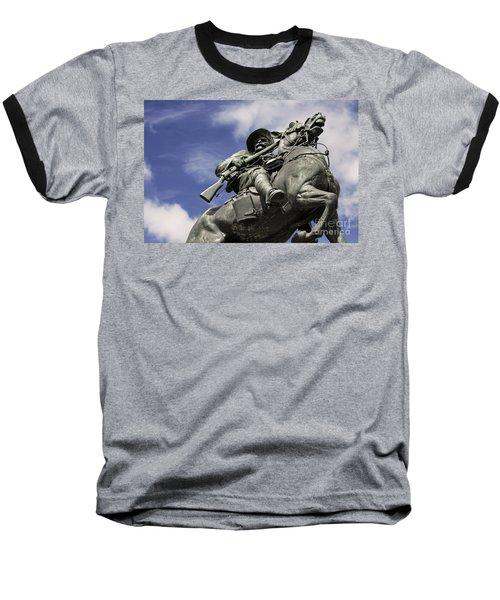 Soldier In The Boer War Baseball T-Shirt