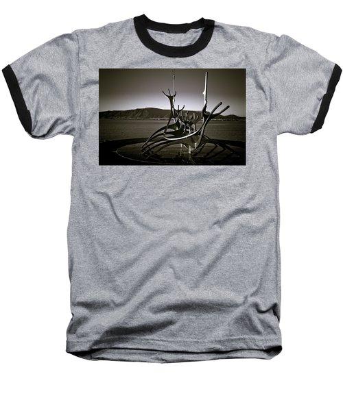 Solfar - Sun Voyager Baseball T-Shirt