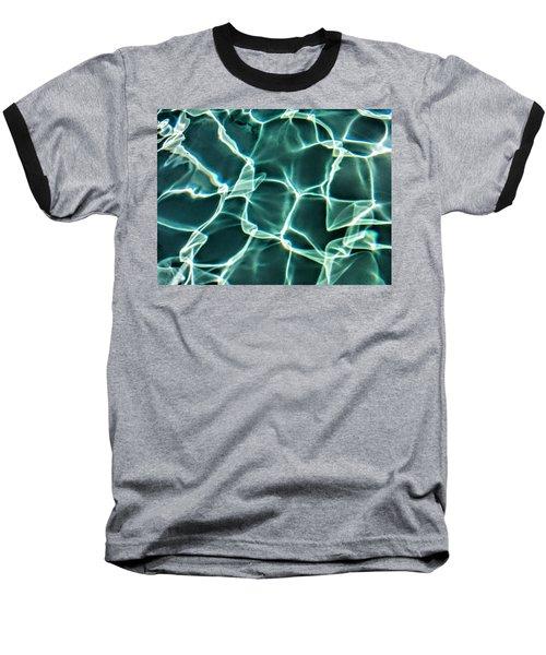 Solid  Baseball T-Shirt by Joel Loftus