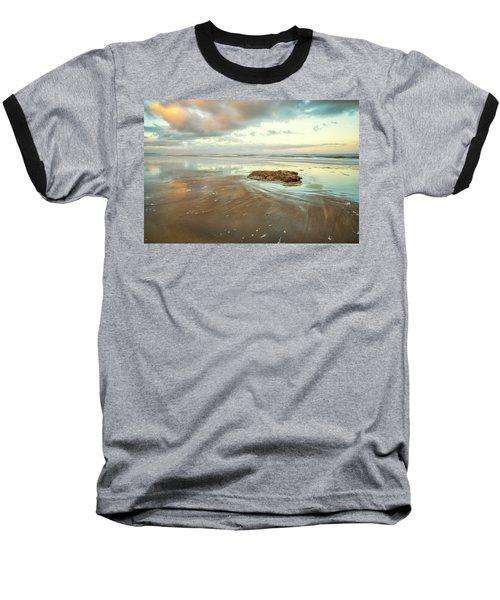 Solitary Rock Baseball T-Shirt